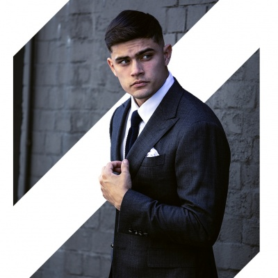 Discover Suave Tailoring Suit